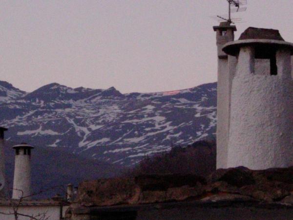 La Ermita del Poqueira