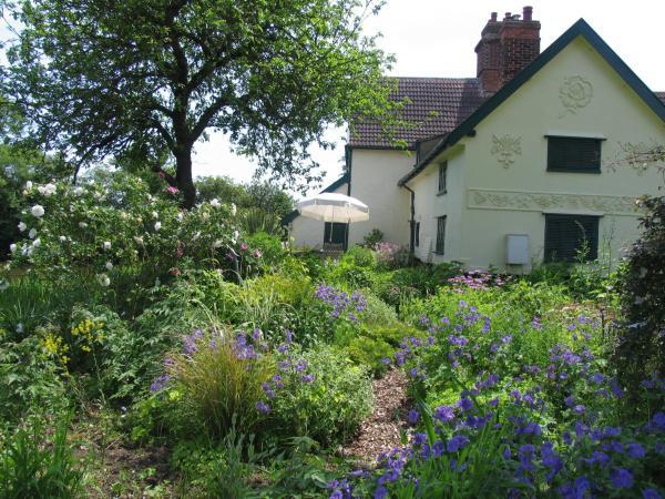 Thurston's Farm B&B in Saxmundham, Suffolk, England