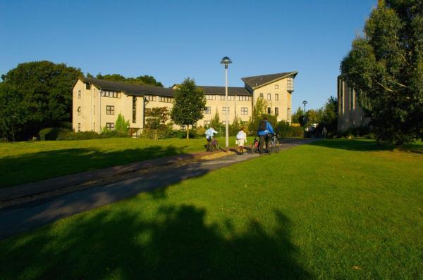 Becket Court, University of Kent in Canterbury, Kent, England