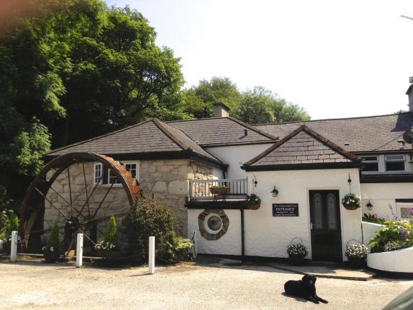 The Waterwheel Inn in St Austell, Cornwall, England