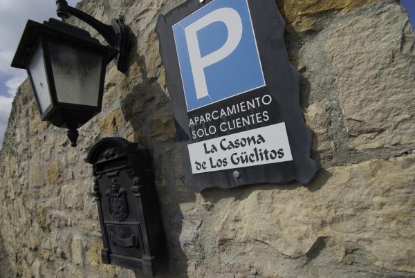 Posada La Casona de Los Güelitos