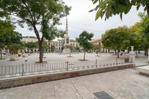 Apartamentos Malaga Merced