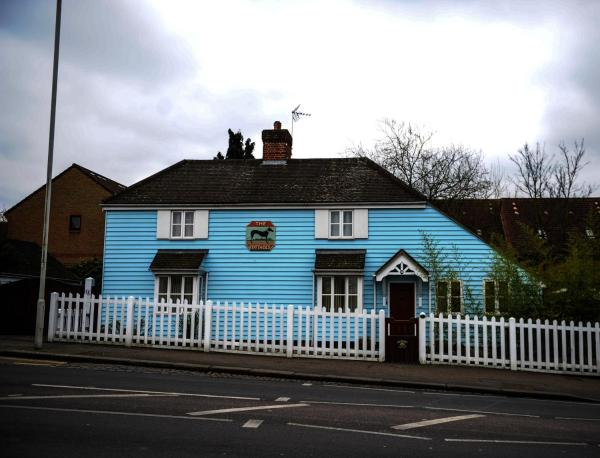 The Greyhound Cottage in Ilford, Greater London, England