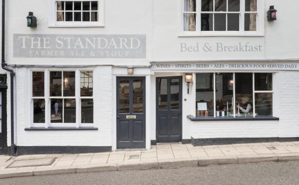 The Standard Inn in Rye, East Sussex, England