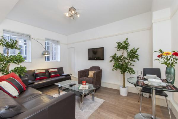 Club Living - Liverpool Street Apartments in London, Greater London, England