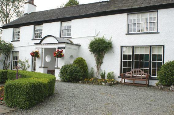 Old School House in Hawkshead, Cumbria, England