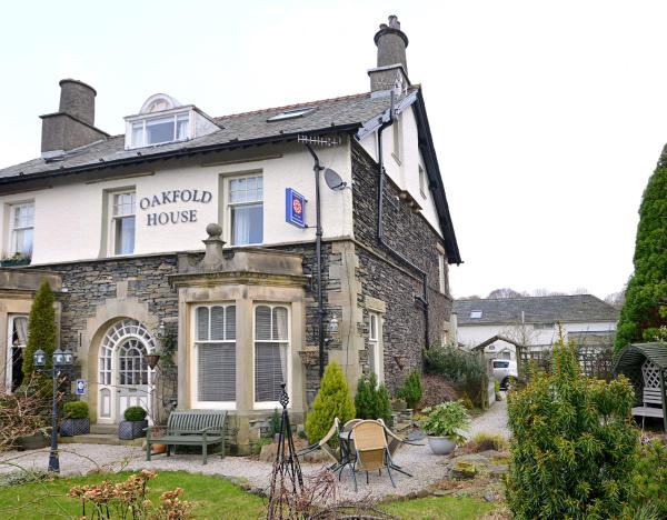 Oakfold House in Bowness-on-Windermere, Cumbria, England