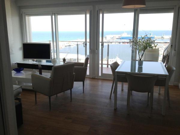 Apartamento Primera Linea de Mar