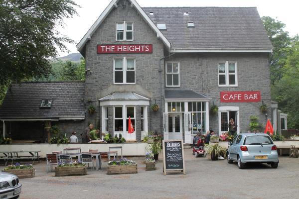 The Heights Bunkhouse in Llanberis, Gwynedd, Wales