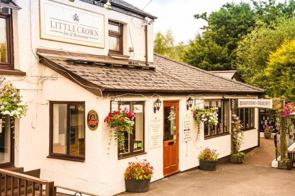 The Little Crown Inn in Pontypool, Torfaen, Wales