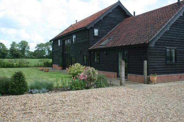 Red House Farm Bed & Breakfast in Tivetshall Saint Margaret, Norfolk, England