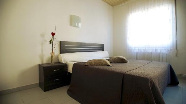 Apartamentos Romantico