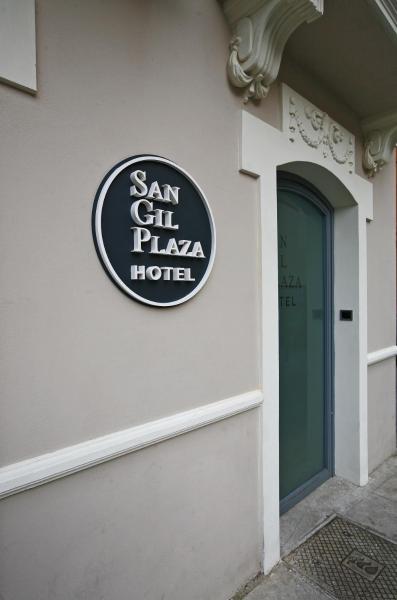 San Gil Plaza Hotel
