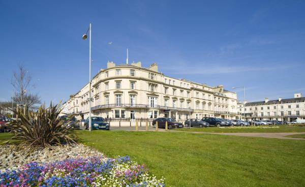 The Carlton Hotel in Great Yarmouth, Norfolk, England