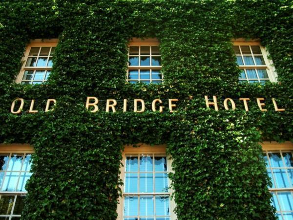 The Old Bridge in Huntingdon, Cambridgeshire, England