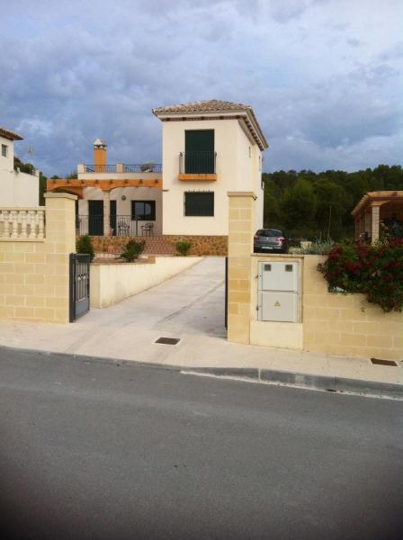 Holiday Home Calasparra