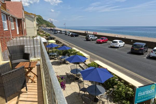 Mariners Beachside B&B in Seaton, Devon, England