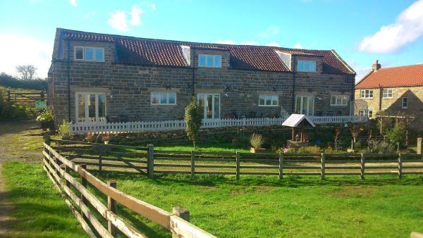 Meadowbeck Holiday Cottages in Whitby, North Yorkshire, England