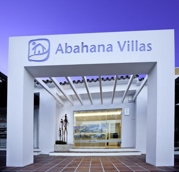 Abahana Villa Romantica