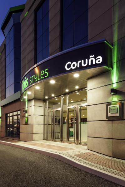 Ibis Styles A Coruna