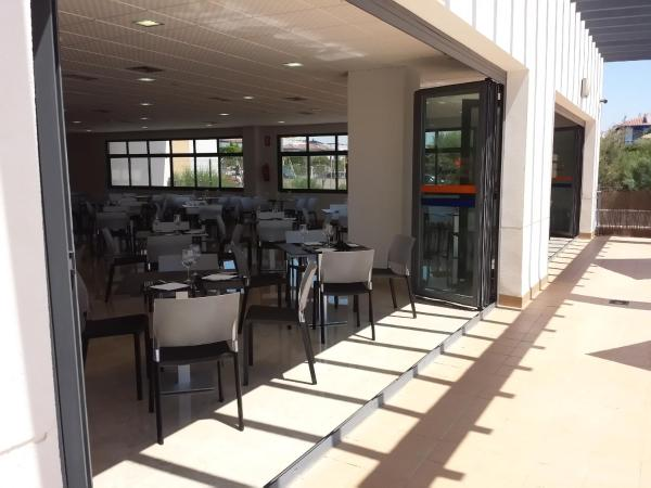 Hotel Sercotel Adaria Vera