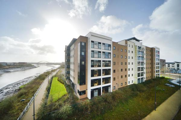 Newport Student Village (Campus Accommodation) in Newport, Newport, Wales