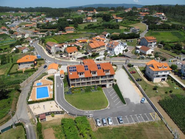 Apartamentos Turísticos Eira Do Mar