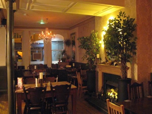 Bear Inn in Bradford on Avon, Wiltshire, England