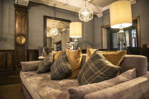 The Grand Central Hotel Hotels Glasgow Pensionhotel