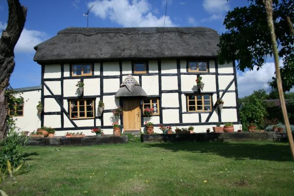 The Cobblers Bed and Breakfast in Bishampton, Worcestershire, England