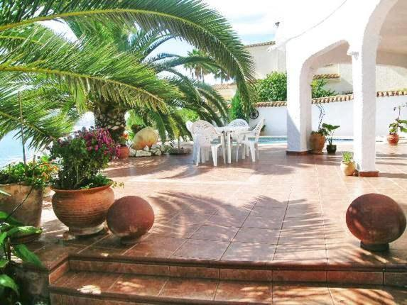 Apartment with view in Calpe