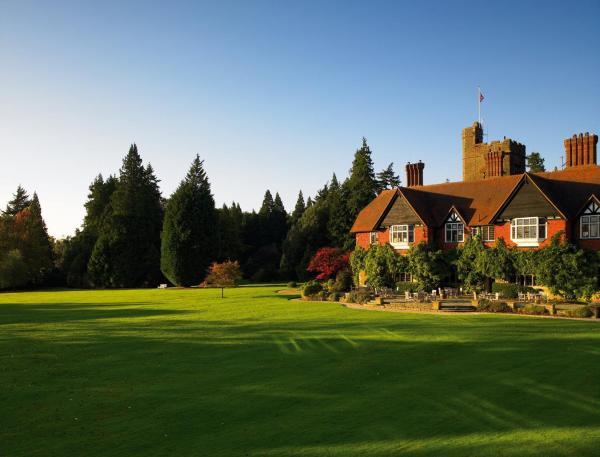 Grayshott Spa in Hindhead, Surrey, England