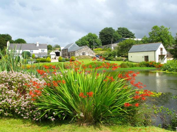 Polhilsa Farm in Callington, Cornwall, England