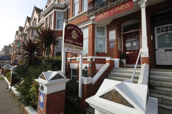 Arun Sands in Littlehampton, West Sussex, England