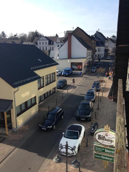 Hotel Oldenburger Hof Birkenfeld