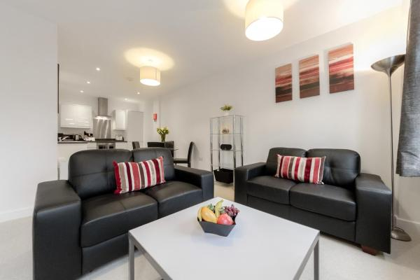 Roomspace Serviced Apartments - Nouvelle House in Sutton, Greater London, England