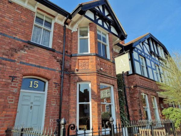 Alcuin Lodge Guest House in York, North Yorkshire, England