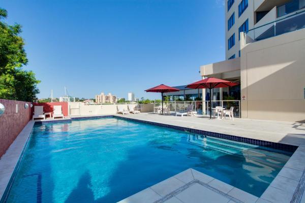 Dockside Central Apartment Hotel Brisbane