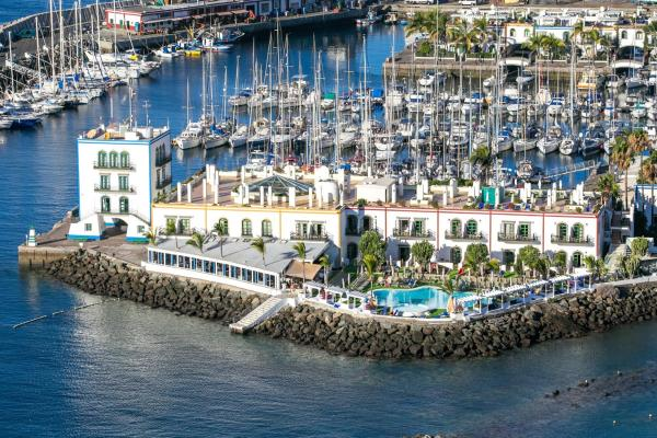 Hotel THe Puerto de Mogan
