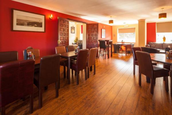 Seaview Hotel in Fishguard, Pembrokeshire, Wales