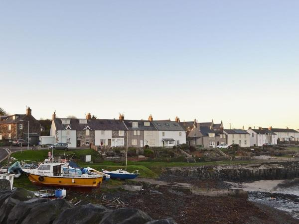 Harbour Cottage in Craster, Northumberland, England