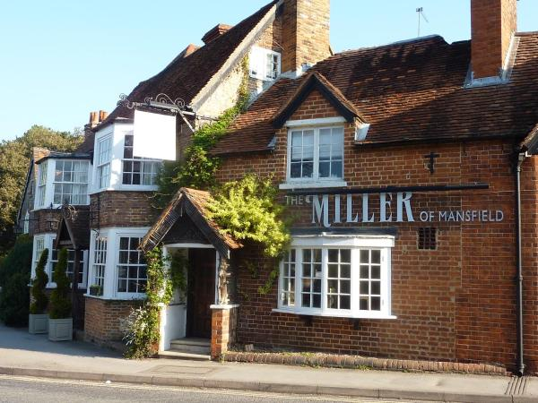 Miller of Mansfield in Goring, Oxfordshire, England
