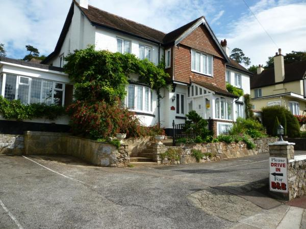 Silverlands Guest House in Torquay, Devon, England