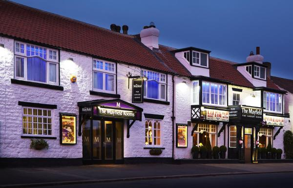 The Mayfield Seamer in Scarborough, North Yorkshire, England