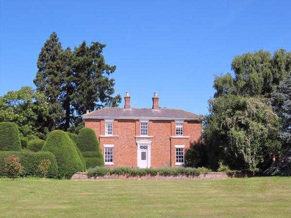 The Grange in East Barkwith, Lincolnshire, England