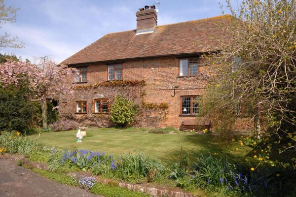 Derringstone Manor B&B in Barham, Kent, England