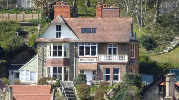 Ingleside in Lynton, Devon, England