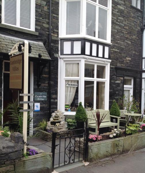 3 Cambridge Villas in Ambleside, Cumbria, England
