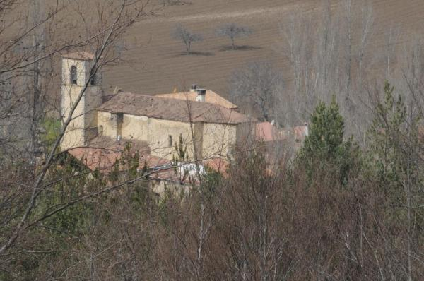 La casa de Eusebio y Vicenta