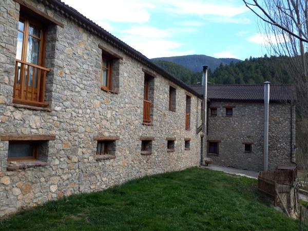Casa Rural Molí de Fòrnols